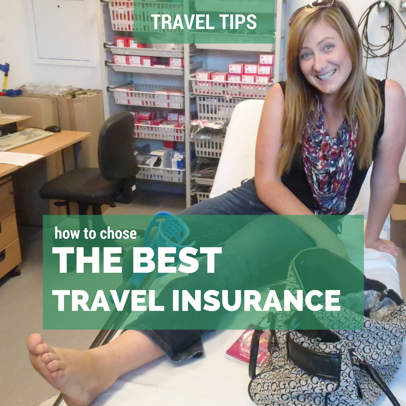 travel insurance how to choose